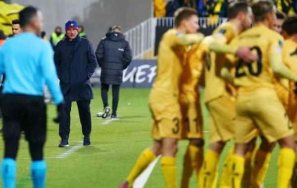 UEFA Cup-Roma taper norgesmesteren på 1-6, Mourinho taper på nesten 5 bortekamper